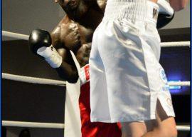 Boxing event Nov 2018