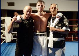KS Promotions Fight night Mazoudier