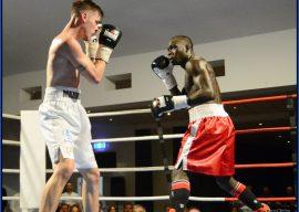 Mazoudier vs Kori KS Promotions Fight Night Nov 2018