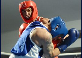 KS Promotions Fight Night Amateur fighters